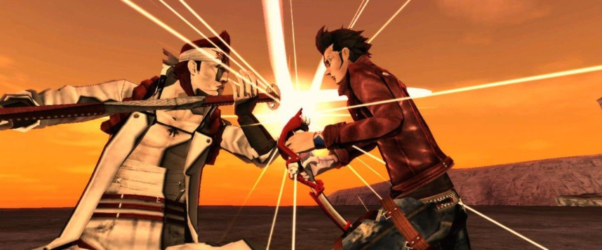 No More Heroes 1 & 2 Physical Releases Announced For Switch, Pre-Orders Are Now Live