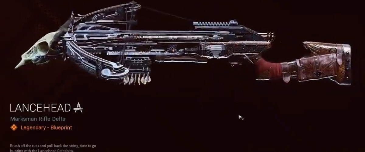 Warzone and Black Ops Cold War players after accidentally releasing a new crossbow • Eurogamer.net