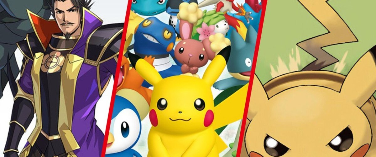 10 Pokémon Spin-Offs You May Have Forgotten About - Feature