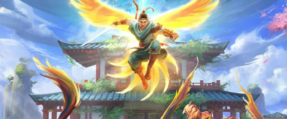 Immortals Fenyx Rising: Myths of the Eastern Realm Review (PS5)