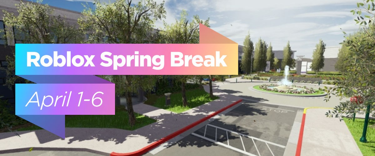 Why We're Bringing Spring Break to Roblox Employees