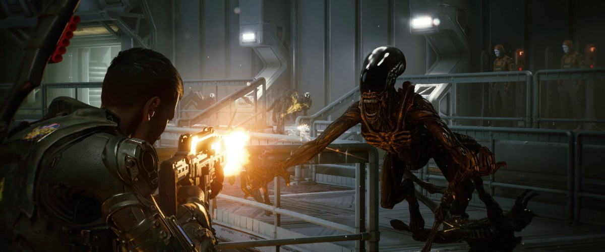 Colonial Marines are getting another shot in Aliens: Fireteam