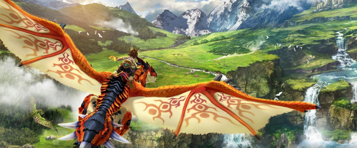Monster Hunter Stories 2 heads to PC via Steam this July