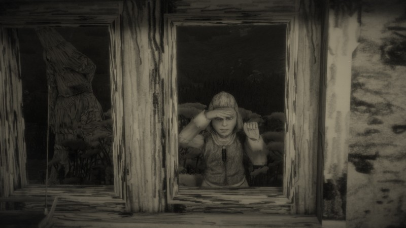 Mundaun Review – A Sketchy And Unsettling Neighborhood