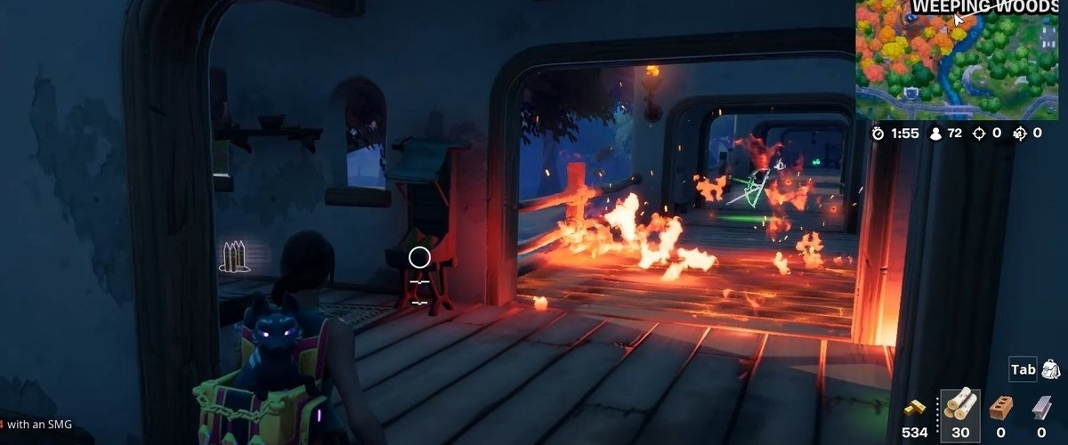 Set structures on fire explained: How to complete the week 4 challenge • Eurogamer.net