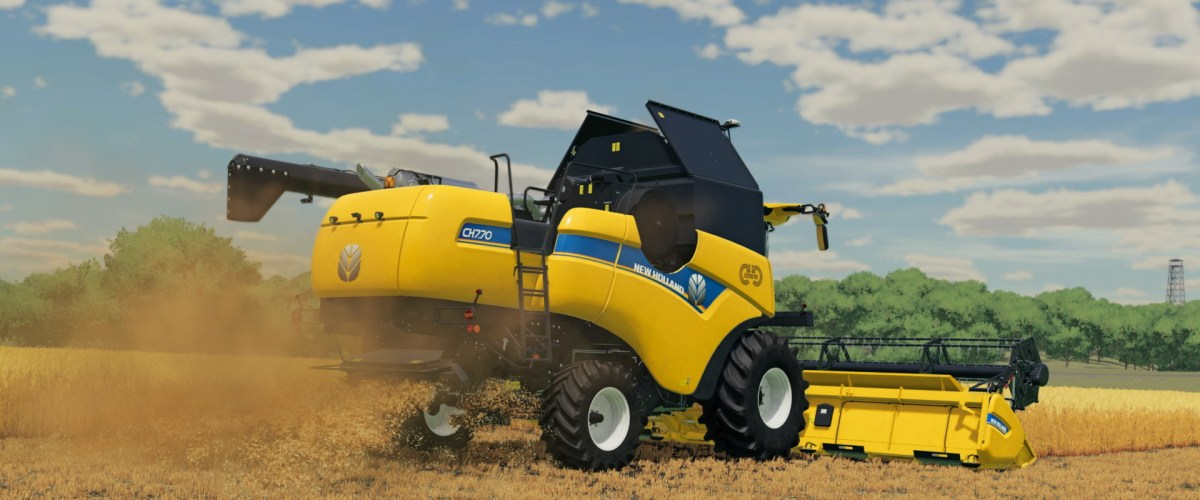 Farming Simulator 22 officially revealed with new features and equipment