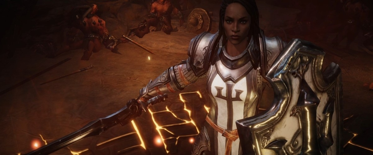 Diablo Immortal moves into closed alpha with the Crusader class and 48-player raids • Eurogamer.net
