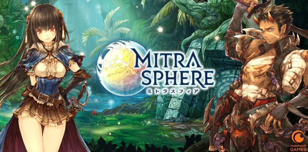 Mitrasphere is an upcoming RPG for iOS and Android from Crunchyroll Games that's previously released in Japan | Articles