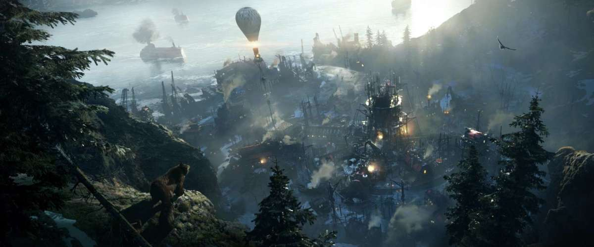 How The Last Autumn, On the Edge, and The Rifts Changed the Visual Identity of Frostpunk
