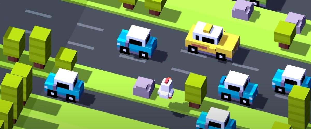 Crossy Road codes - do they even exist? | Articles