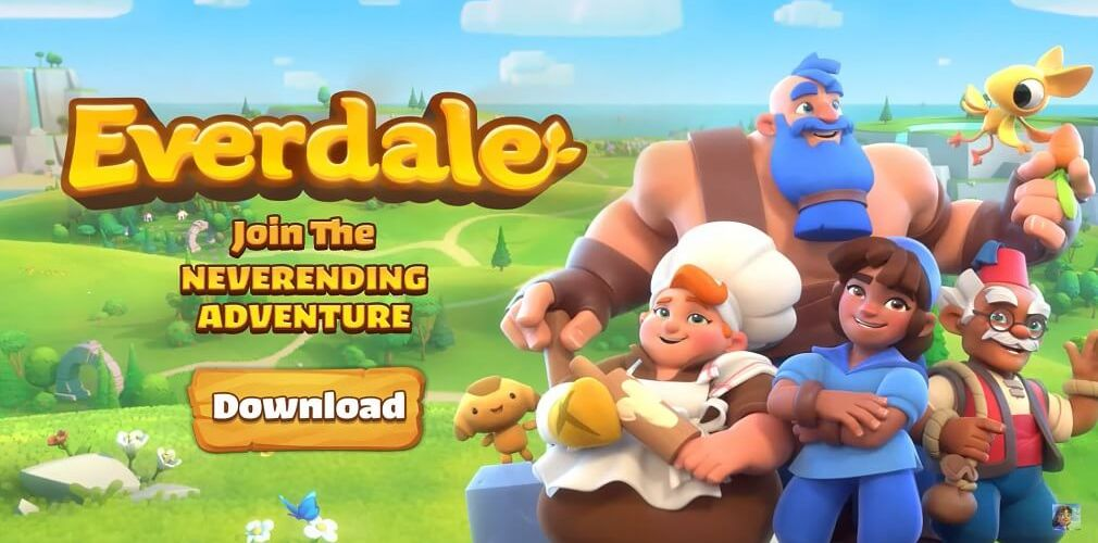 Everdale is a new collaborative building sim from Supercell; available now in selected regions | Articles