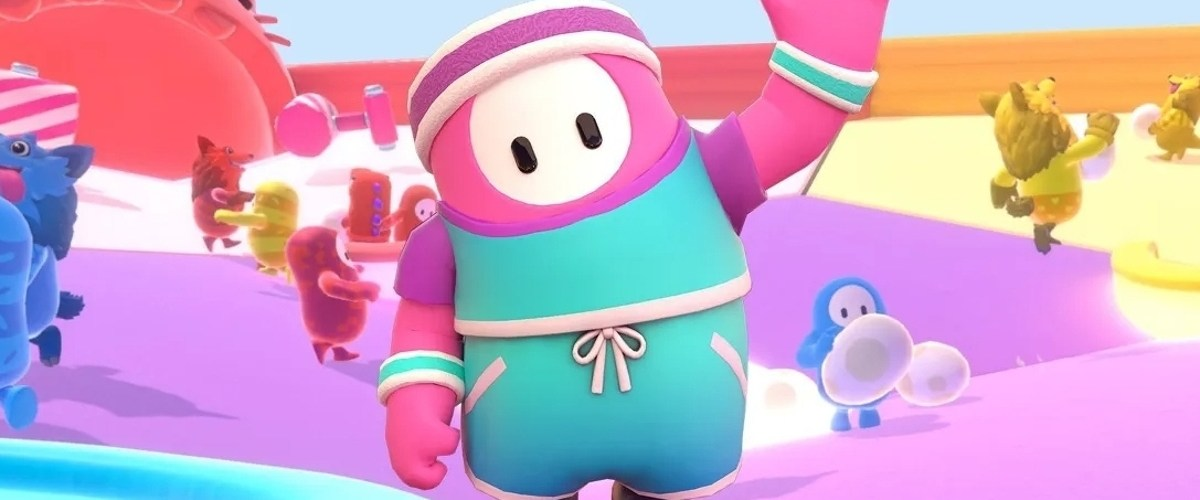 Fall Guys celebrates first anniversary with birthday cosmetics and its original stages • Eurogamer.net