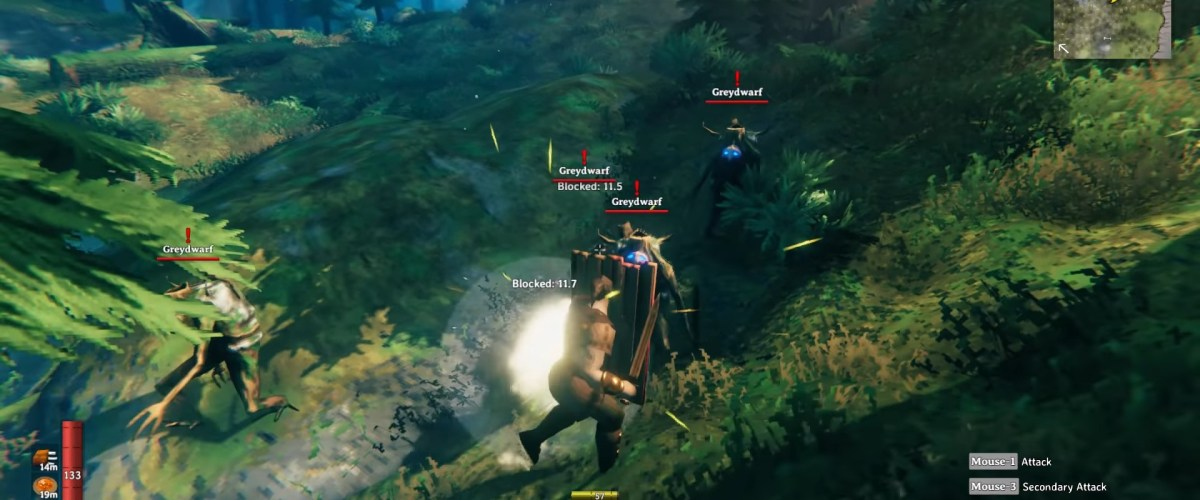 Latest Valheim Hearth & Home spotlight video goes over blocking and staggering changes