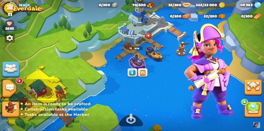 Everdale - Here is how to get free 1000 gems by inviting friends | Articles