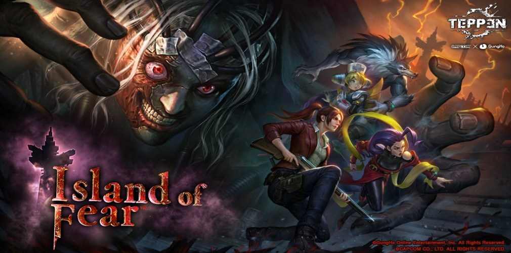 TEPPEN's new expansion features the Island of Fear | Articles