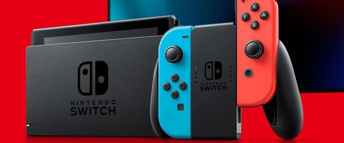 Nintendo Switch Base Model Price Officially Reduced To £259 In The UK
