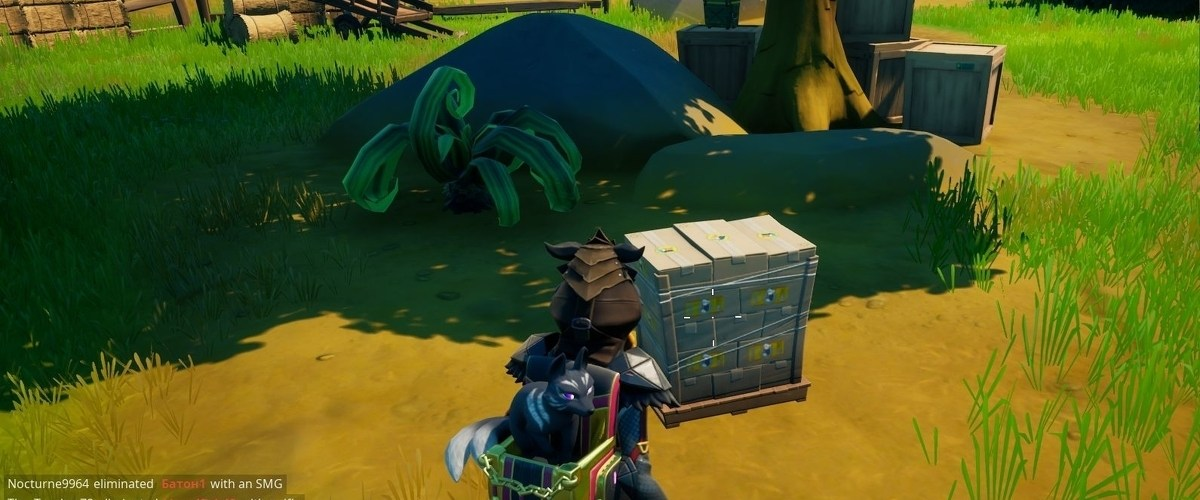 Pallets locations: Where to deploy pallets with cat food around the IO base • Eurogamer.net