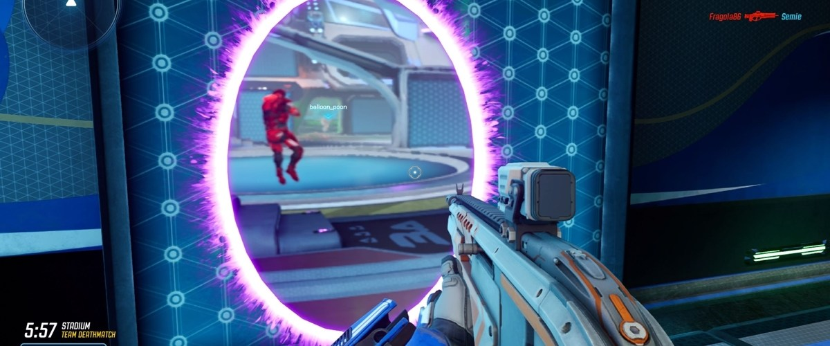 Splitgate review - Halo gets the Aperture treatment, and makes for a breakout hit • Eurogamer.net