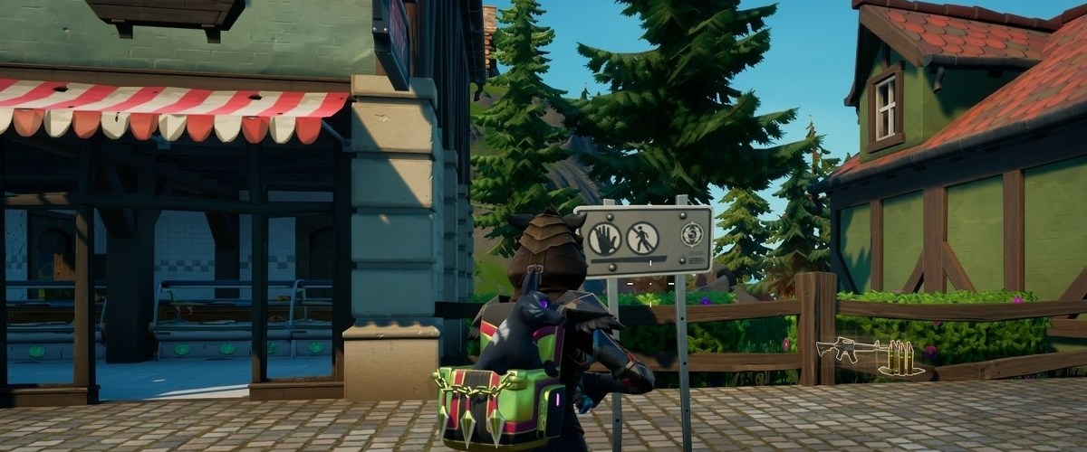 Warning signs locations: Where to place warning signs explained • Eurogamer.net