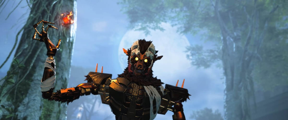 Apex Legends celebrates Halloween with eerie Monsters Within event