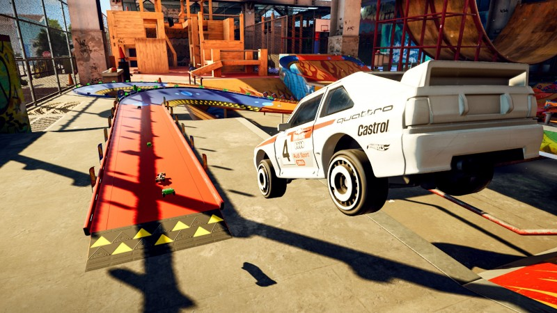 Hot Wheels Unleashed Review – Simple, Satisfying Speed