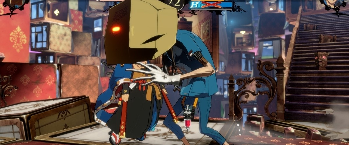 Upcoming Guilty Gear Strive update promises to reduce the annoyingly-long login time • Eurogamer.net