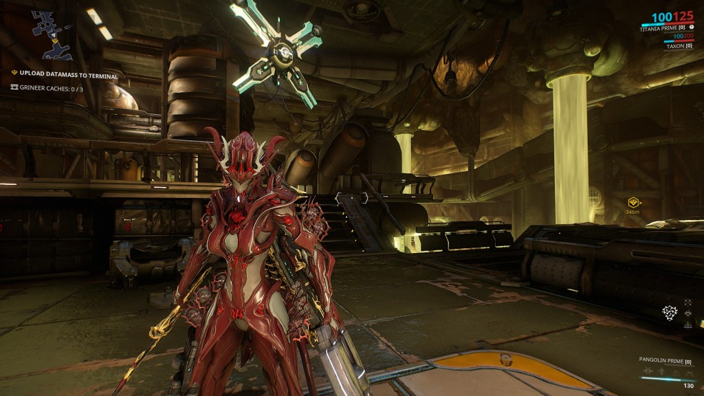 Warframe - Titania Prime Razorwing Pack overview and impressions
