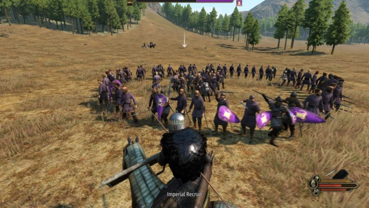 Mount & Blade II Bannerlord Mount And Blade II Bannerlord Battle Tactics and tips armies formations groupings defensive circle