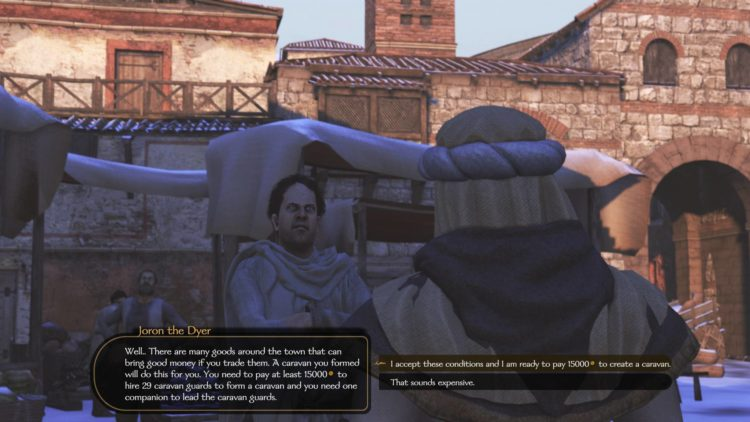 Mount & Blade Ii Bannerlord Mount And Blade Ii Bannerlord Trade Skill Economy Resources Trading Bartering Trading Settlements Caravan