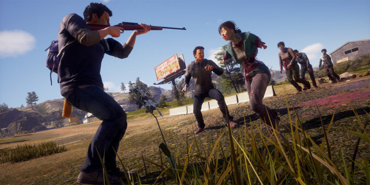 Pc Xbox Crossplay Games State Of Decay 2