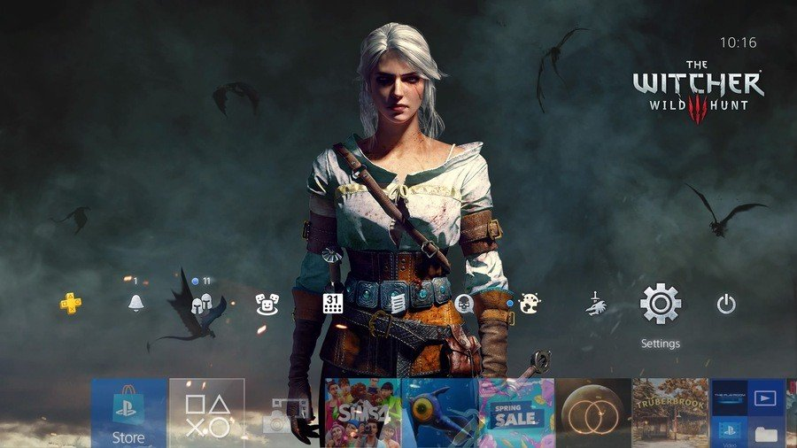 The Witcher 3 Wild Hunt Geralt & Ciri Theme