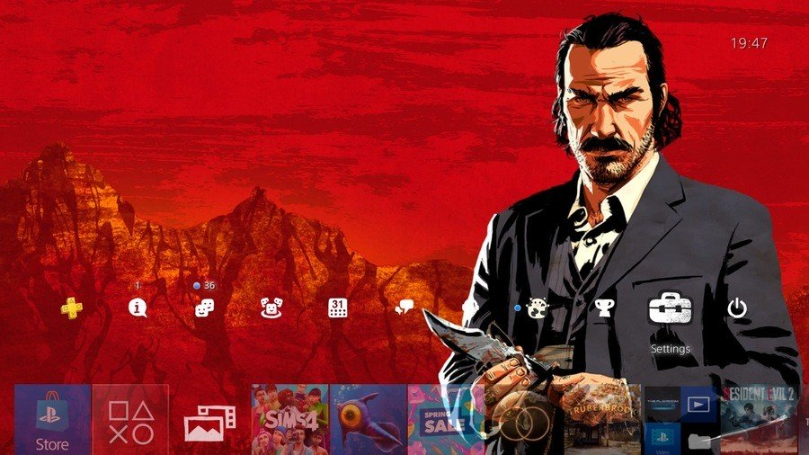 Red Dead Redemption 2 Theme