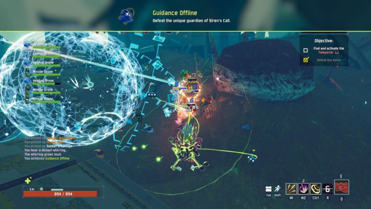 Guidance Offline Risk of Rain 2 guide: how to unlock the Loader and how to beat Alloy Worship Unit