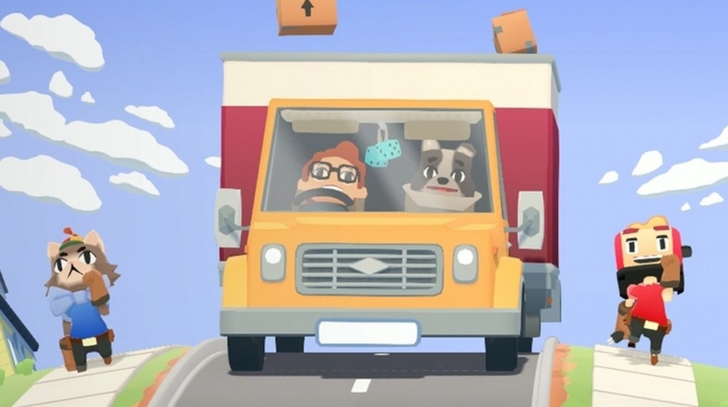 Moving Out review - removals get the Overcooked treatment • Eurogamer.net