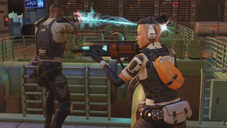 Xcom Chimera Squad Character Skills Abilities Guide Best Characters Terminal 1