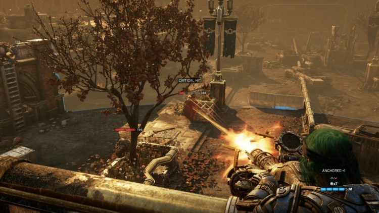 Heavy Class skills And Builds Guide Gears Tactics 1