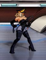 Streets Of Rage 4 Enemy Tips Tricks Nora