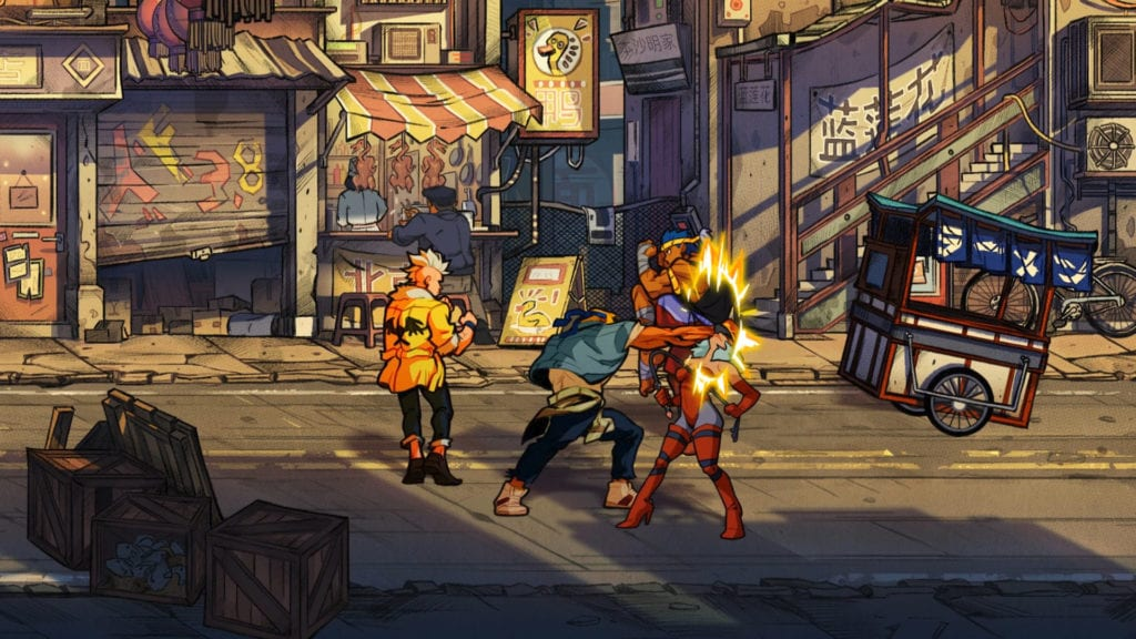 Streets of Rage 4 - Enemy tips and tricks guide