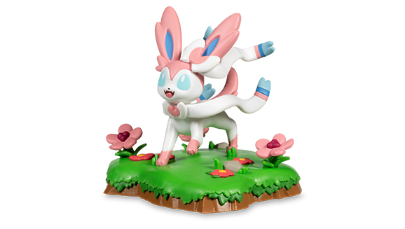 An Afternoon with Eevee & Friends: Sylveon from Funko at the Pokémon Center