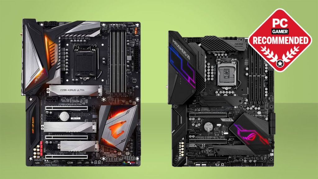 Best gaming motherboards | PC Gamer