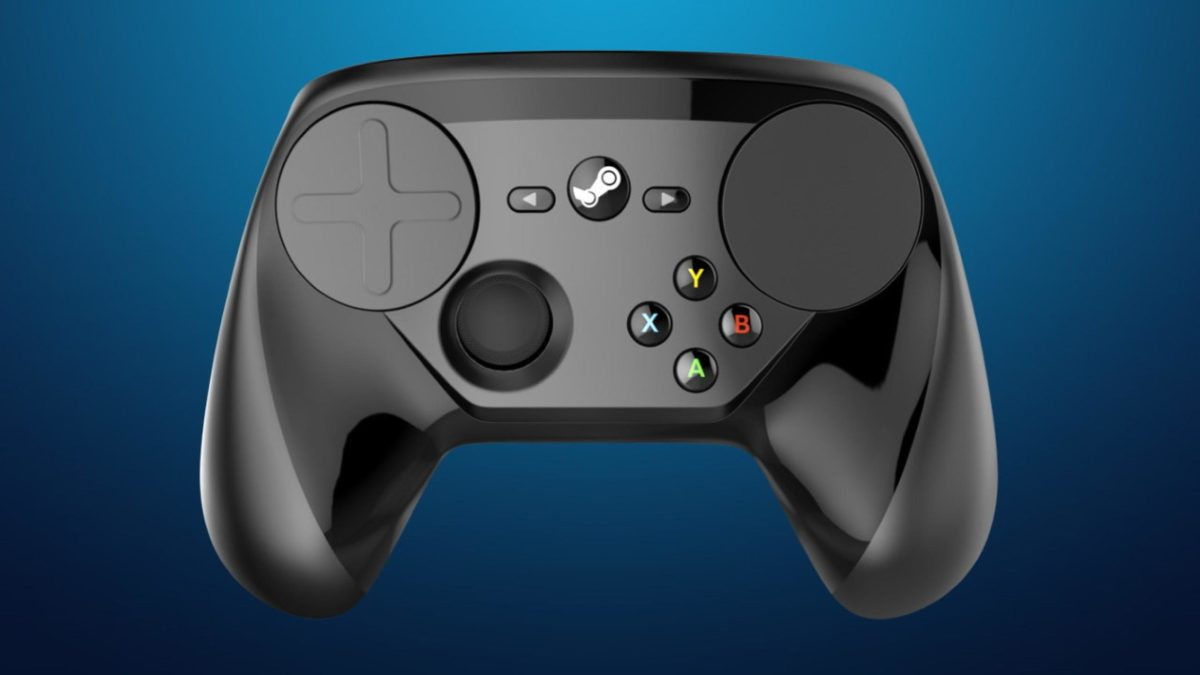 New Valve Patent Suggests A Reborn Steam Controller (1)