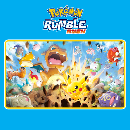 Pokémon Rumble Rush Service Ending