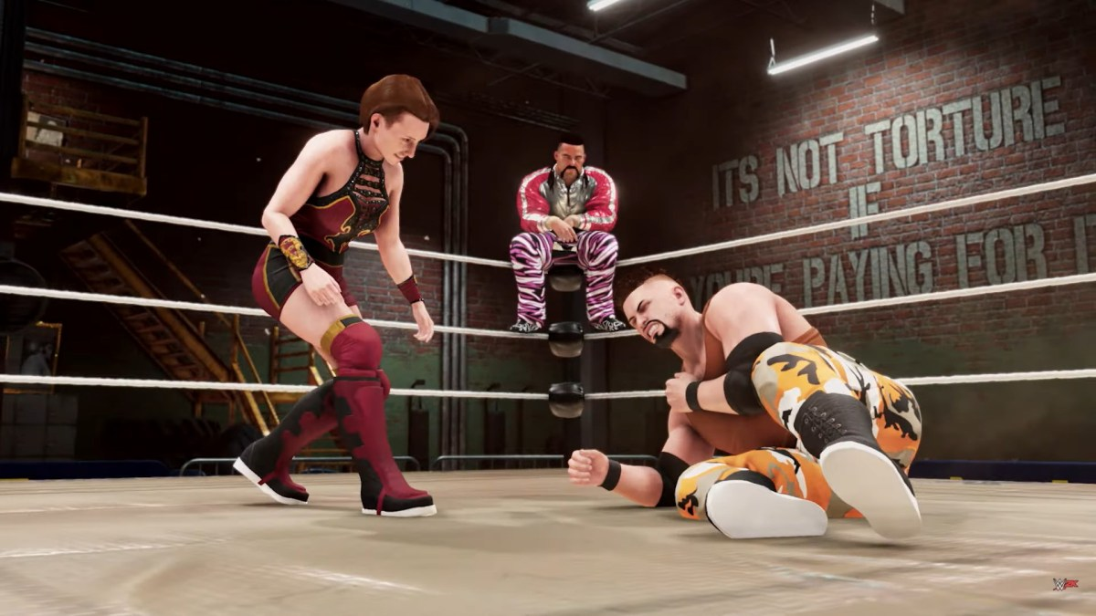 Reports Suggest Wwe 2k21 Is Cancelled And Replaced By New Title (2)
