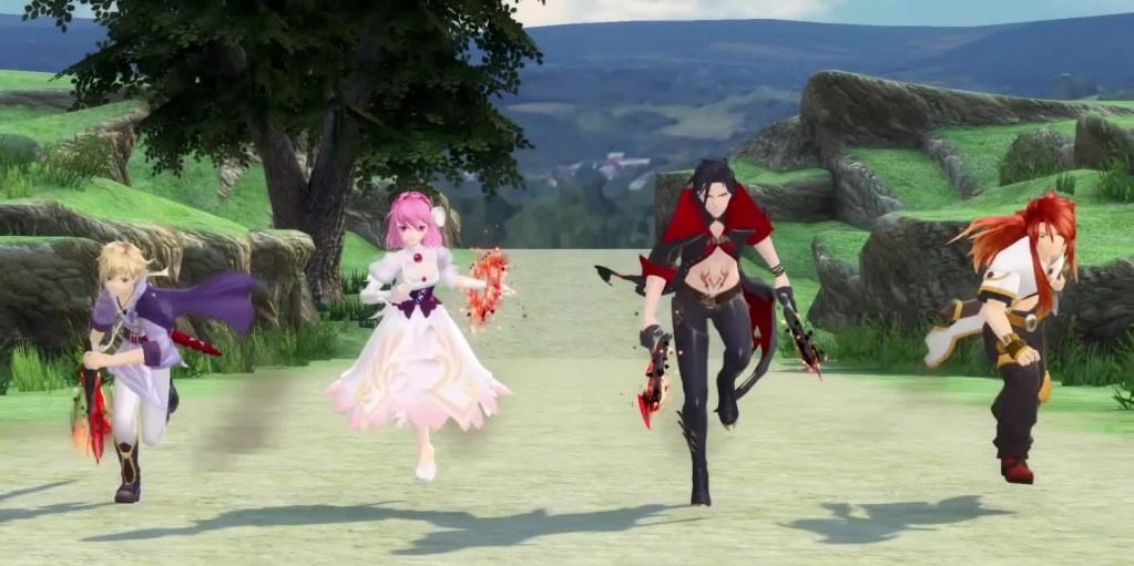 Latest Tales of Crestoria trailer highlights the game