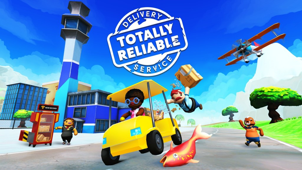 Totally Reliable Delivery Service Arrives Today with Xbox Game Pass
