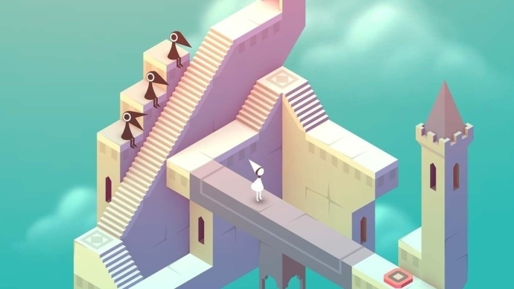 To play Monument Valley is to marvel at how it works • Eurogamer.net