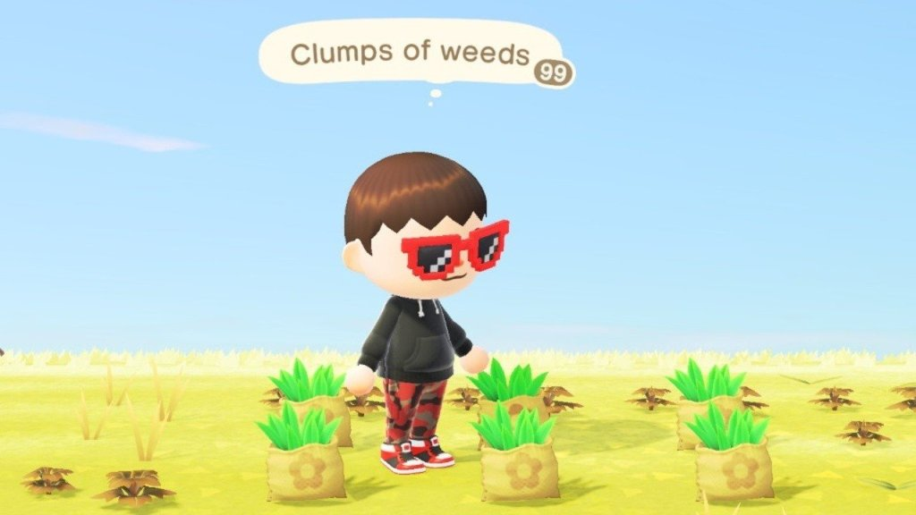 Random: Animal Crossing Players Are Getting In Trouble On Facebook For Talking About Weeds