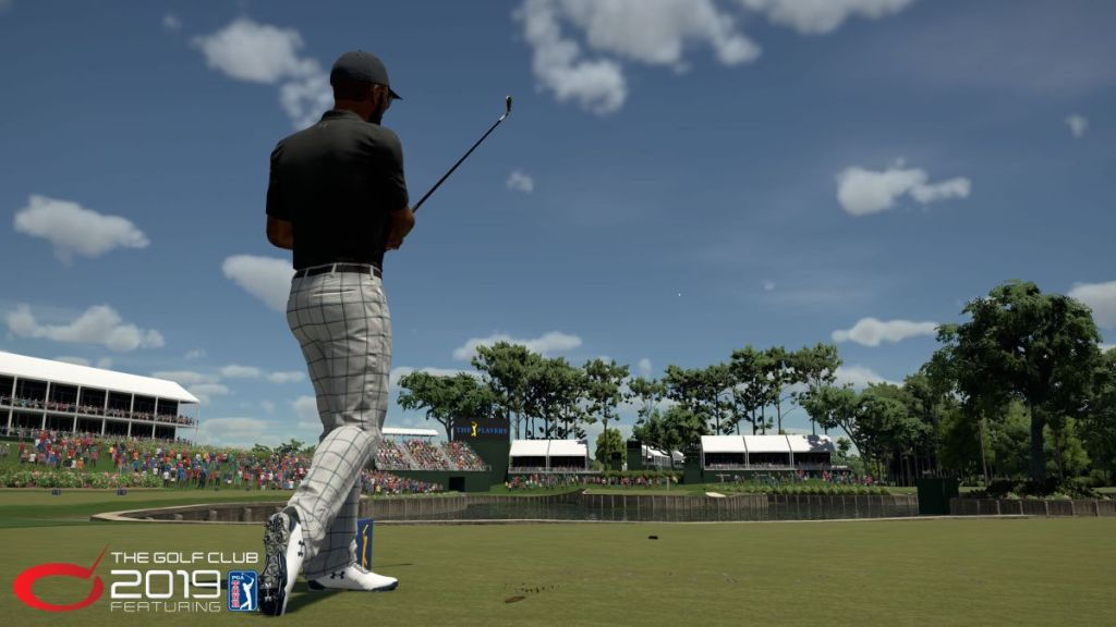 The Golf Club 2019 is currently free to play on Steam
