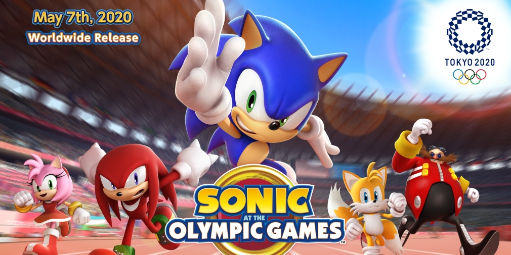 Sonic at the Olympic Games - Tokyo 2020 will be heading for iOS and Android in May