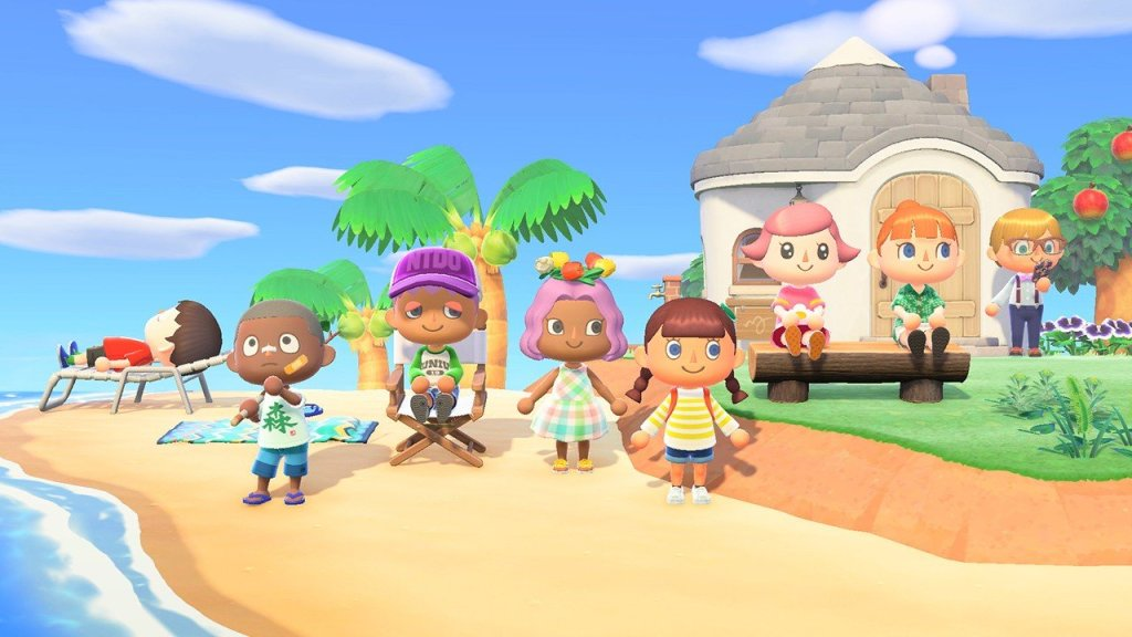 UK Charts: Animal Crossing: New Horizons Fends Off GTA V For Another Week At Number One